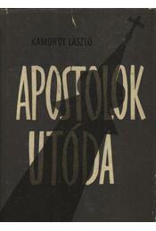 Apostolok utóda - Régikönyvek