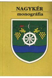 Nagykér monográfia -1993 - Régikönyvek