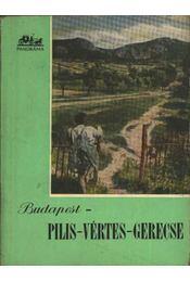 Budapest-Pilis-Vértes-Gerecse - Régikönyvek