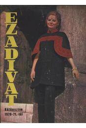 Ez a Divat különszám 1970/71 Tél - Régikönyvek