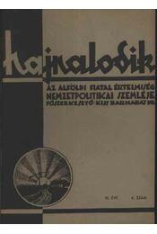 Hajnalodik 1940. április - Régikönyvek