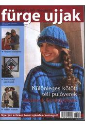 Fürge ujjak 2003. 12. szám december - Régikönyvek