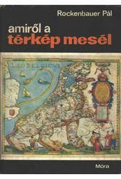 Amiről a térkép mesél - Régikönyvek