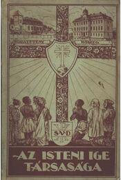 Az isteni ige társasága - Régikönyvek