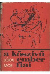 A kőszívű ember fiai I-II. kötet - Régikönyvek
