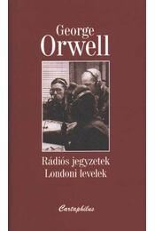 Rádiós jegyzetek - Londoni levelek - Régikönyvek