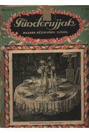Tündérujjak 1926. március 11. szám - Régikönyvek
