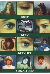 MRT, MTV, MTV RT 1957-1997 I-II. kötet - Régikönyvek