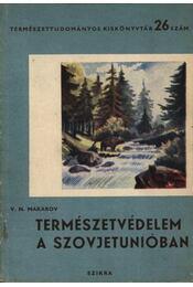 Természetvédelem a Szovjetunióban - Régikönyvek