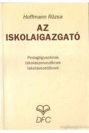 Az iskolaigazgató - Régikönyvek
