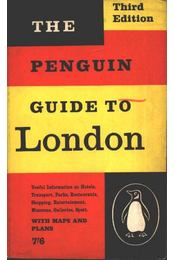 The Penguin Guide to London - Régikönyvek