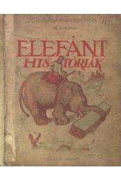 Elefánt-históriák - Régikönyvek