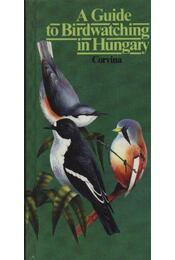 A Guide to Birdwatching in Hungary - Régikönyvek