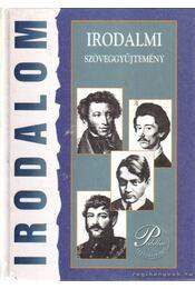 Irodalmi szöveggyűjtemény - Régikönyvek
