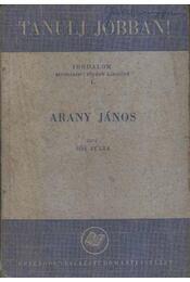 Arany János - Régikönyvek