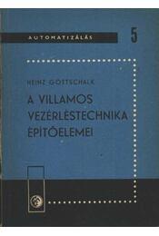 A villamos vezérléstechnika építőelemei - Régikönyvek