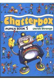 Chatterbox 1. Pupil's Book - Régikönyvek