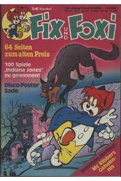 Fix und Foxi 3/1985 - Régikönyvek