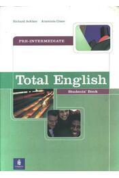 Total English - Régikönyvek