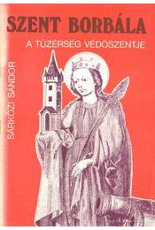 Szent Borbála - Régikönyvek
