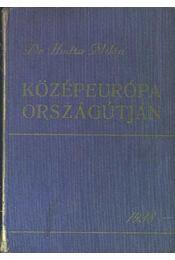 Közép-Európa országútján I-II. kötet - Régikönyvek