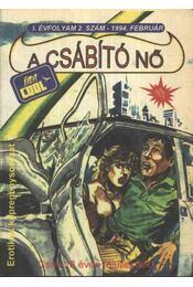 A csábító nő 1994. február 2. szám - Régikönyvek