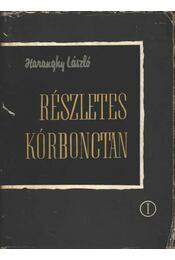 Részletes kórbonctan I-II. kötet - Régikönyvek