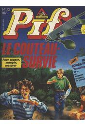 Pif 1011. - Régikönyvek