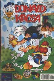 Donald Kacsa 2000/08. - Régikönyvek