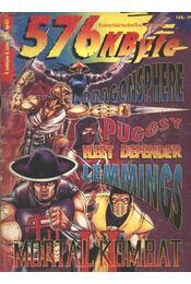 576 KByte 1994/4. sz. - Régikönyvek