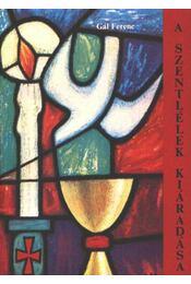 A szentlélek kiáradása - Régikönyvek