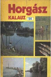 Horgász Kalauz '84 - Régikönyvek