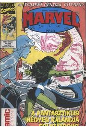 Marvel 1996/5 október 23. szám - Régikönyvek