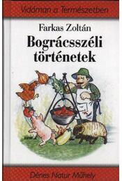 Bográcsszéli történetek - Régikönyvek