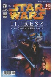 Star Wars II. rész - A klónok támadása - Régikönyvek