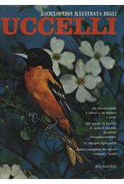 Enciklopedia Illustrata Degli Uccelli - Régikönyvek