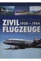 Zivil flugzeuge 1920-1964 - Régikönyvek