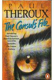 The Consul's File (angol-nyelvű) - Régikönyvek