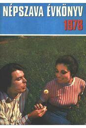 Népszava évkönyv 1978 - Régikönyvek