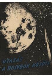 Utazás a bolygók között - Régikönyvek