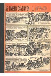 Az ember ösvényén 1. (Füles 1970. 33-36. szám 1-4. rész) - Régikönyvek