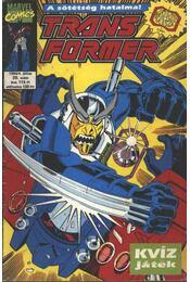 Transformer 1994/4. július 20. szám - Régikönyvek