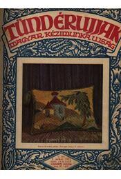 Tündérujjak 1929. - Régikönyvek