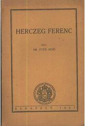 Herczeg Ferenc (dedikált) - Régikönyvek