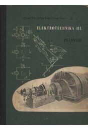 Elektrotechnika III. - Példatár - Régikönyvek