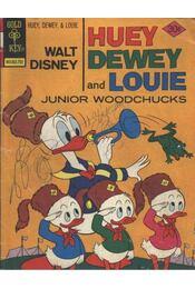 Huey Dewey and Louie - Régikönyvek