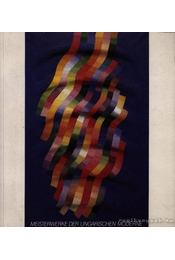 Meisterwerke der ungarischen moderne - Régikönyvek