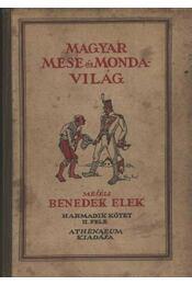 Magyar mese- és mondavilág - Régikönyvek