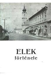 Elek története - Régikönyvek