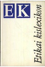 Etikai kislexikon - Régikönyvek
